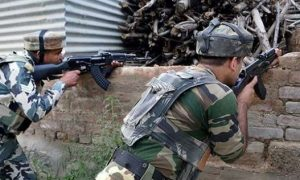 Terrorists, Killed, In, Encounter, In, Pulwama