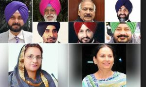 All minister defaulters  Amarinder Singh pounds of fine