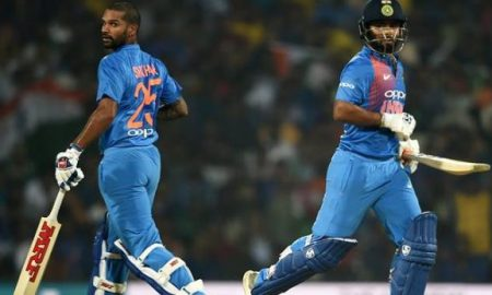 Shikhar,Pant,Half, Century,India, Beat, Westindies