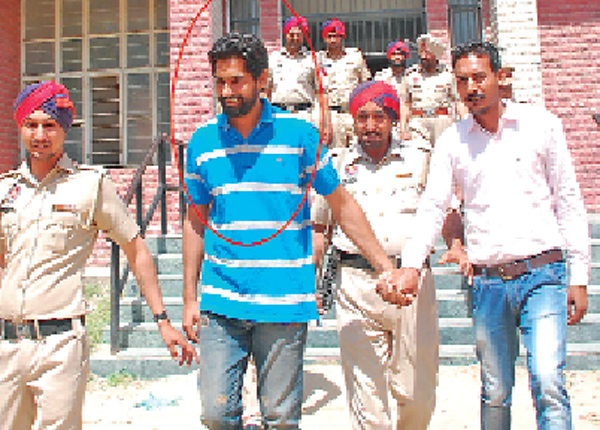 Charges framed against Gurpreet Sekhon, accused in Nabha Jail Break Case