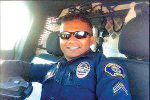 Indian police officer Ronil Singh shot dead in US