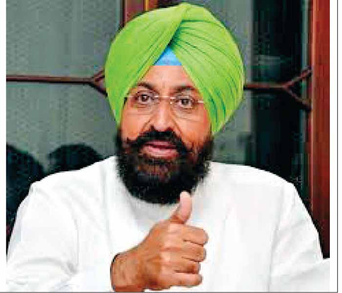 Partap Singh Bajwa flag lifted against his government