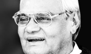 Atal, Behari, Vajpayee, Different, Crowd