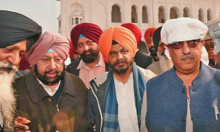 Damage to communal harmony in the state will not be tolerated: Amarinder Singh