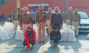 Barnala Police Drug Substituted Exports In Massive