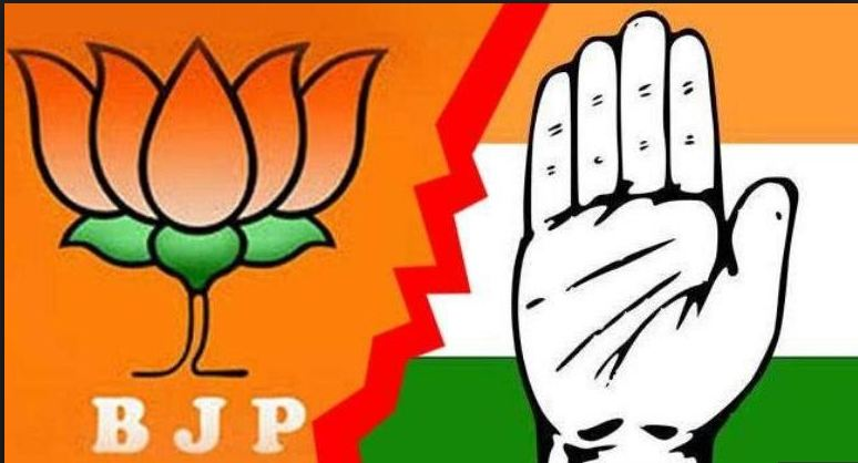 230 seats in Madhya Pradesh, Declared, Results