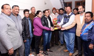 Civil, Judge, Neeraj, Goyal, Honored, Bhawanigarh