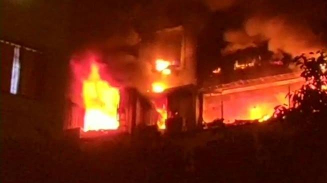 Five People Die, Due To Fire, In Residential Building