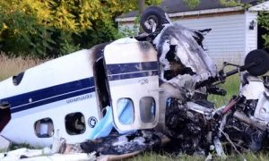 2 Dead, 1 Injured, Plane, Crashes, Florida