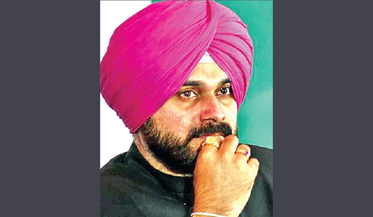 Did not speak Sidhu in the election campaign