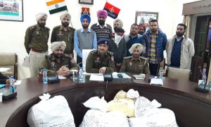 Sangrur, Police, Consignment, Narcotic, Pills