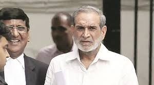 Sajjan Kumar, arrives. Supreme Court, ,High Court, verdict