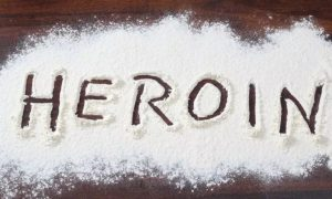 85 crore heroin seized from the border