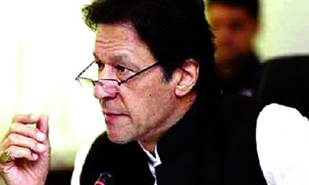 Kashmir issue will not come out of war: Imran Khan