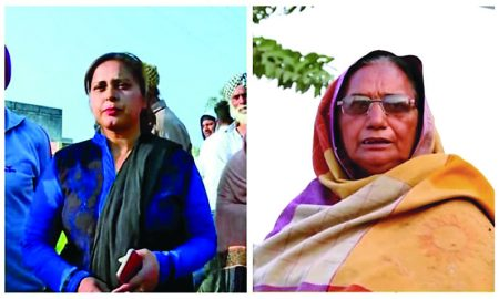 Elections, Sarpanch,, daughter, defeated, mother, three, times