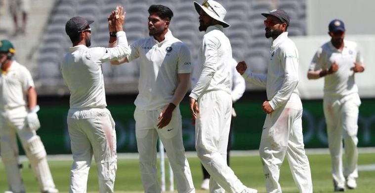 India Australia: Australia Lose Four Wickets On 186