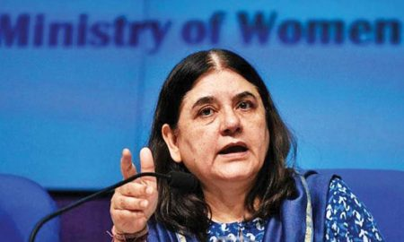 Hopes to pass human trafficking bill: Maneka