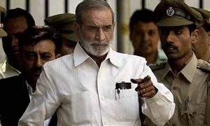 In The Case Of 84 Sikh Riots, Sentenced To Life Imprisonment, To Sajjan Kumar
