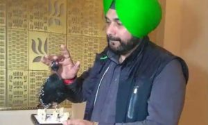 Sidhu's 'pheasant' confiscated, sentenced and fined off the fines Sidhu