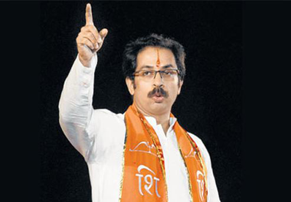 Shiv Sena chief Uday Thackeray also said, 'The watchman is a thief'