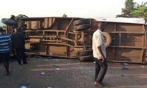 Ugandan, Road Accident, Killed 19 People