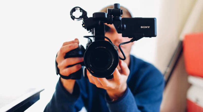 Any candidate will be able to get their video videography