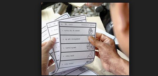 Ballot, Paper, Election