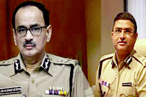 Alok Verma resigns from the government's firm director