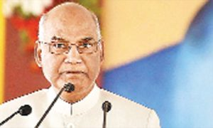 The poor youth of general category got justice by reservation: Kovind