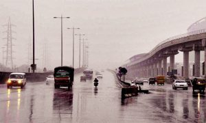 Rain in north India including Punjab