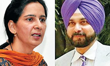 Sidhu family, now a proclaimed offender from Amritsar, has now booked from Mangdai, Chandigarh: Malik