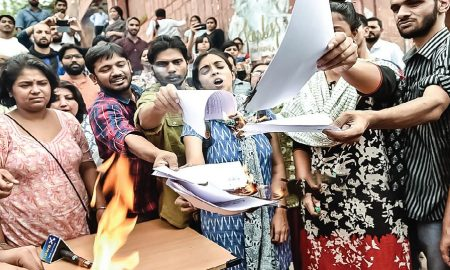 JNU, Students, Treachery, Camps