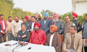 Sangrur will be revised with Rs 151 crore: Navjot Sidhu