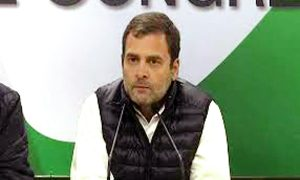 First target to defeat PM Narendra Modi in 2019: Rahul Gandhi