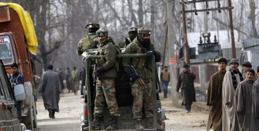 Security Forces, Launch Caso In Kashmir