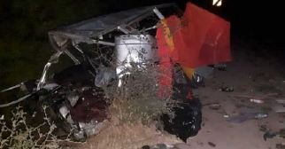 12 People Died In Road Accident In Ujjain