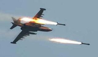 American Air Strikes, Kill 11 In Syria