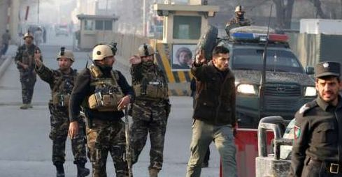 Six People Killed, Terrorist Attack, In Afghanistan