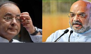 Jaitley gets cancer, Amit Shah gets swine flu