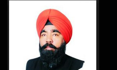 Master Baldev Singh attended Khahera's party