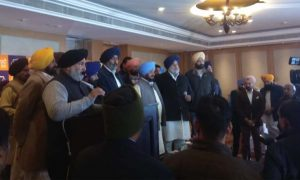 Inclusion of Congress's constituency incharge Akali Dal from Bhadaur