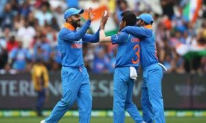 India Need 231 To Win
