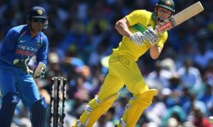 Australia, Target 299, For India