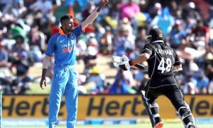 New Zealand, Target, India 244