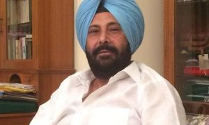 Prior to Kejriwal's rally, Dhillon shot and hit AAP