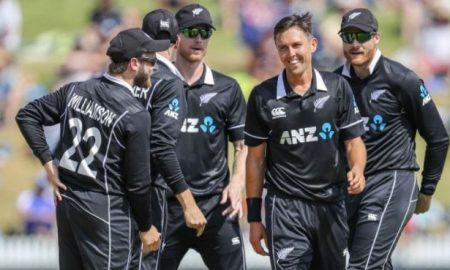 newzealand win the match