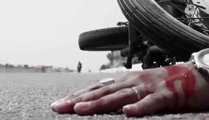 Three Youths Death, Road Accident