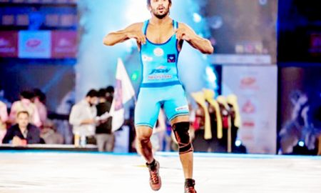 Bajrang beat Punjab Royals by winning Aliv