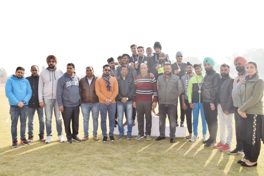 Due to the ongoing state level sports at Sangrur