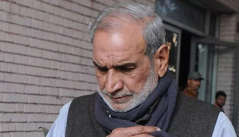Release of warrant against Sajjan Kumar